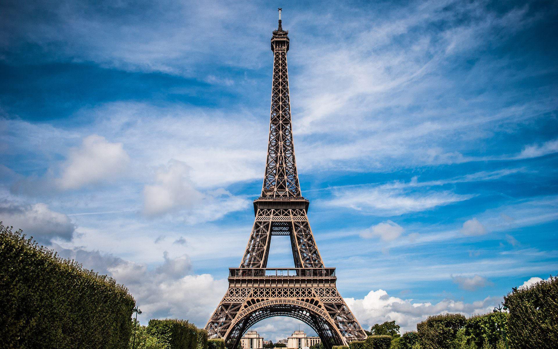 Париж - Ейфелева вежа - бус